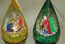 Vintage Christmas Ornaments / by Anna Sugden