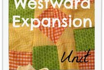 Lesson unit plans - Westward Expansion / by Kirsten Leadingham
