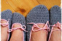 Háčkování / Crochet / Návody na vyzkoušení