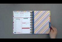 Planners: Happy Planner & Erin Condren