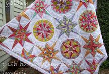 Patchwork / So many quilts to make, so little time.....