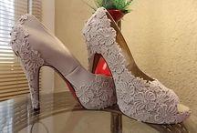 sapatos customizado