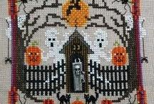 Halloween Cross Stitch