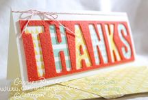 Paper Pumpkin February 2015 - Layers of Gratitude / February 2015 Paper Pumpkin Kit