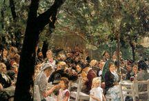 Impressionisme ~ Max Liebermann / 20 juli 1847 Berlijn - 8 februari 1935 Berlijn