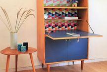 Idées meubles/fauteuils