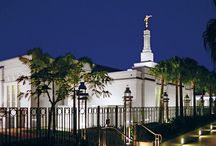Temples I've been to / LDS temples around the world I have been to.