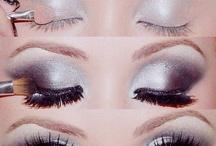 makeup / by Amanda Schmidt