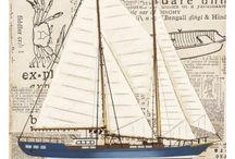 Faros y marina