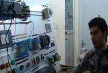 PLC & Industrial Automation / نیازمندیهای  برق ، اتوماسیون صنعتی و ابزار دقیق