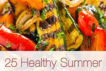 healthy dinners / by carrie dorr