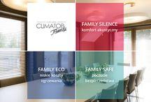 CLIMATOP FAMILY / Okna z szybami CLIMATOP FAMILY mają zapewnić Tobie i całej rodzinie komfort użytkowania, spokój i bezpieczeństwo oraz dodatkowe korzyści ekonomiczne