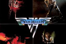 A ROCK BAND VAN HALEN  THE BEST  / The best of the Van Halen  / by TEE (Teena ) Baker