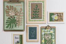 Creativ : collection Green