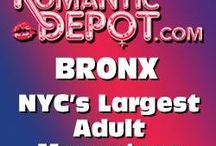 Sex Shop New York Romantic Depot Bronx NY located in NYC