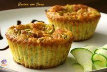 muffins di zucchine