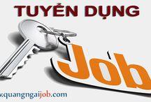 Việc làm tại Quảng Ngãi | Quảng Ngãi Job