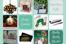 Christmas Gifts Every Teacher Really, Really Wants! / Christmas Gifts Every Teacher Really, Really Wants!