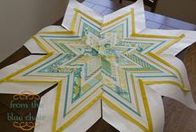 Quilts: Paper Pieced Fun / by Irene Snyder