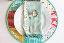 Placemats and Pot Holders