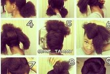 Awesome hairdos to try
