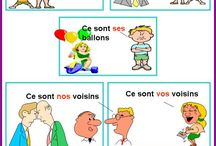 grammar / verbs, adjectives