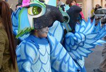 Carnaval Torrevieja  2015 / 37 comparsas han desfilado en nuestra ciudad en el Desfile-consurso del carnaval torrevejense, declarado de interés turístico provincial