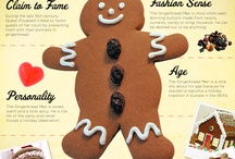 """""""Run,Run,As Fast As You Can"""".... / All things gingerbread / by Stacy Hollinger"""