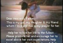 Prayers for my kids