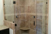Frameless Shower Doors and Enclosures