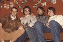 Radio Azzurra / Alcune foto storiche di Radio Azzurra