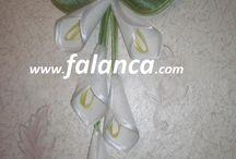 Цветы сделанные