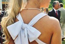 Outfit bruiloft Anna