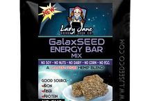 Gourmet Hemp Seed Food Products / Lady Jane Gourmet Seed Company produces high-quality, nutritious, and delicious hemp food products. Order online and #EATSOMEHEMP