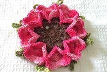 crochet ---動画---knit