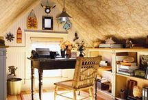Loft Ideas / Loft ideas - Space space space......light and airy to light up and breathe in a certain space!