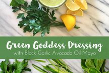 Black Garlic Mayo Recipes / Black garlic adds an earthy, robust flavor and a gourmet twist to our traditional Avocado Oil Mayo. Take the flavor of your sandwiches, dips, dressings and sauces to the next level. Black Garlic Avocado Oil Mayo is Whole 30 and Paleo friendly, so you can dip it, spread it and LOVE it - without any guilt!