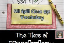 Primary Reading: Vocabulary / Vocabulary strategies and tools to help young readers.
