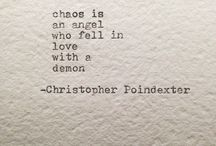 Christopher Poindexter - Poems