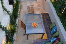 balkon peyzaj