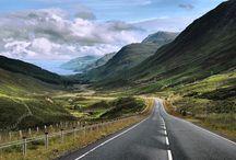 Touring: Scotland