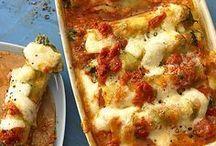 Cannelloni / Maultaschen