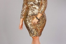 Plus Size Fashion: Holiday 2012 Dresses / by Marie Denee, The Curvy Fashionista