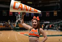Miami Hurricanes Spirit / These girls bring the spirit  / by Miami Hurricanes