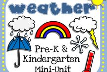K science: weather