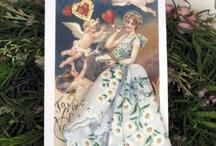 Cartoline e  fazzoletti