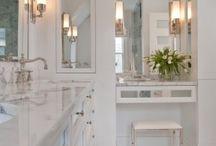 Bathroom Decor Inspiration / by DomesticAbility