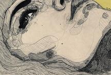 Art & illustration / Inspiration / by Sophie Inchley