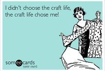 craft saying