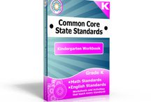 [ Common Core Resources: Kindergarten ] / by Michaele Sommerville